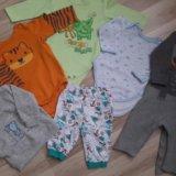 Много детских вещей. Фото 1. Хабаровск.