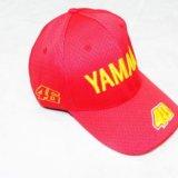 Кепка yamaha 46 красная. Фото 1.