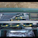 Новый набор инструментов ,  kraftool, германия. Фото 1.