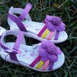 Комплект новой обуви на малышку. Фото 2. Новосибирск.