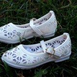 Комплект новой обуви на малышку. Фото 3. Новосибирск.