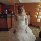 Свадебное платье. Фото 1. Новокузнецк.