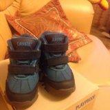 Ботинки детские. Фото 1. Новокузнецк.
