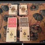 """Игральные карты""""fournier""""казино. Фото 1."""