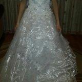 Продам свадебное платье. Фото 1. Пермь.