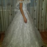 Продам свадебное платье. Фото 4. Пермь.