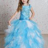 Бальное платье в пол (новое). Фото 1. Тюмень.