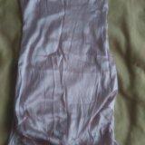 Шелковое платье. Фото 2.