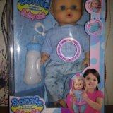 Кукла-пупс интерактивный. Фото 1.