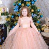 Платье для девочки. Фото 1. Новосибирск.