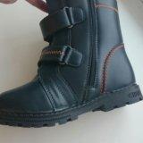 Ботинки зимние. новые. Фото 2. Новокузнецк.