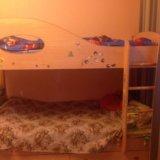 Детская кровать. Фото 2. Уфа.