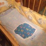 Бортики на кроватку. Фото 2.