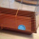 Клетка для кролика. Фото 1.