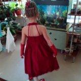 Праздничное платье. Фото 1. Красноярск.
