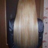 Наращивание волос. Фото 2.