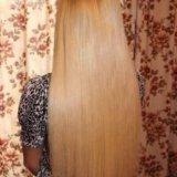 Наращивание волос. Фото 4.