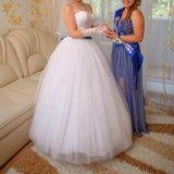 Свадебное платье. Фото 2. Балаково.