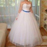 Свадебное платье. Фото 4. Балаково.