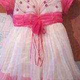 Красивое платье. Фото 1. Сокур.