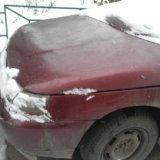 Автомобиль ваз 2110,1999 года. Фото 1. Ульяновск.