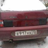 Автомобиль ваз 2110,1999 года. Фото 3. Ульяновск.