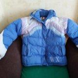 Куртка от лыжника. Фото 1. Красноярск.