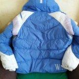 Куртка от лыжника. Фото 2. Красноярск.