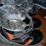 Ботинки зимние. Фото 1. Новошахтинск.