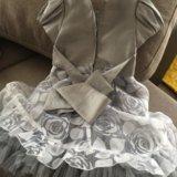 Платье принцессы. Фото 1.