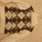 Тёплый свитер на мальчика. Фото 2. Мытищи.