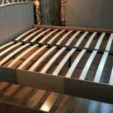 Кровать двухспальная. Фото 1.