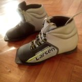 Ботинки лыжные. Фото 2. Екатеринбург.