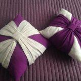 Декоративные подушки. Фото 1.
