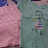 92-104 3-4г пижама для девочки carters сша. Фото 3.