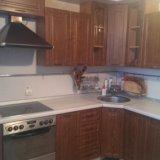 Кухня, кухонный гарнитур со встроенной техникой. Фото 1.