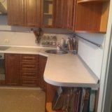 Кухня, кухонный гарнитур со встроенной техникой. Фото 2.