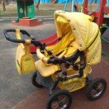 Детская коляска прогулочная tako city voyager. Фото 1.