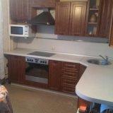 Кухня, кухонный гарнитур со встроенной техникой. Фото 4.