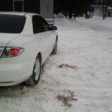 Mazda atenza. Фото 3.