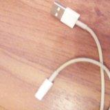 Зарядка для айфона. Фото 2.