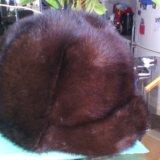 Шапка женская норковая. Фото 2.