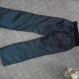 Теплые брюки для беременной. Фото 1. Сосновоборск.