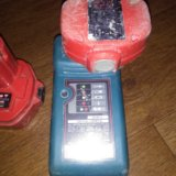 Зарядка макита 14в две батареи. Фото 1. Улан-Удэ.