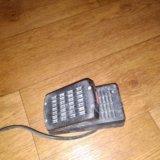 Зарядка бош 18 вольт + батарея. Фото 2.