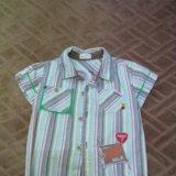 Рубашка + джинсы. Фото 4.
