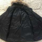 Куртка зимняя 54-56р. Фото 2.