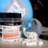 Bcaa pureprotein 200 капсул. Фото 1. Владивосток.