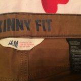 Новые джинсы  hm. Фото 3.