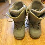 Женские ботинки для сноуборда. Фото 2.